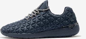 ASFVLT Sneaker 'SPEED SOCKS' in Blau
