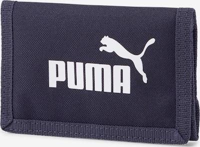 PUMA Geldbörse 'Phase' in marine / weiß, Produktansicht