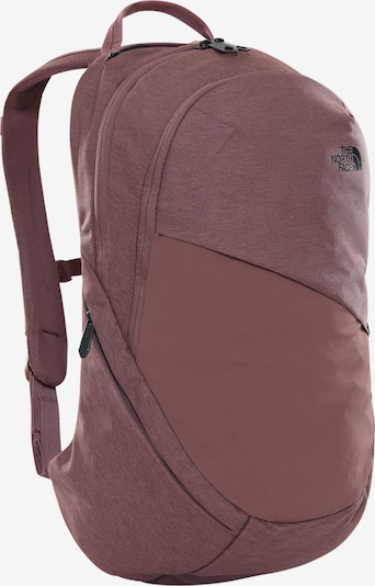 THE NORTH FACE Rucksack in dunkelrot, Produktansicht