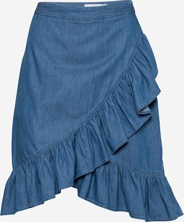 VILA Пола 'Fanzi' в синьо