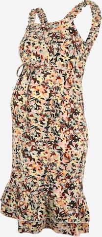 MAMALICIOUS Лятна рокла 'SYLVIE' в сиво