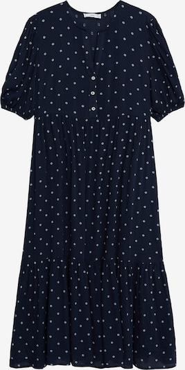 MANGO Robe-chemise 'Jamie' en bleu clair / bleu foncé, Vue avec produit
