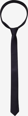 SEIDENSTICKER Krawatte ' Slim ' in Braun