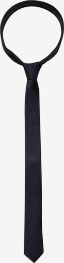 SEIDENSTICKER Krawatte ' Slim ' in braun, Produktansicht