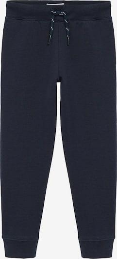 MANGO KIDS Pantalon 'FRANCIA' en bleu marine, Vue avec produit