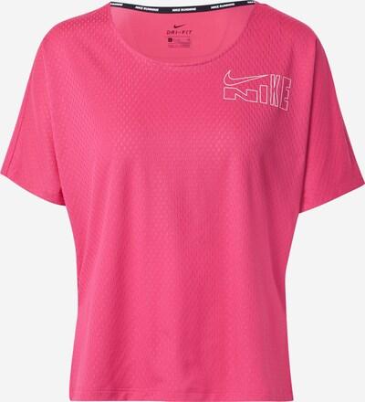 NIKE Funkčné tričko 'City' - ružová / biela, Produkt