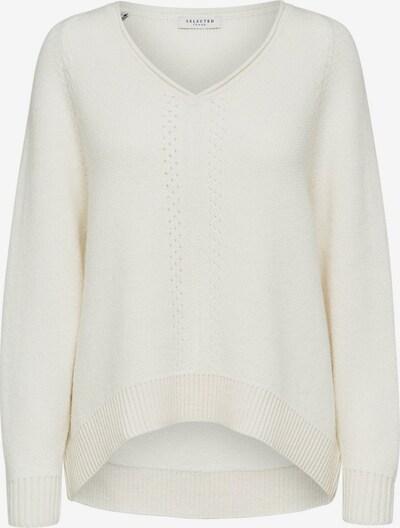 SELECTED FEMME Oversized trui in de kleur Wit, Productweergave