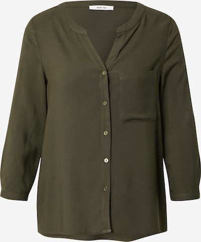 ABOUT YOU Blouse 'Nala' in Dark green, Item view