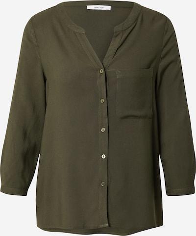 ABOUT YOU Bluse 'Nala' in dunkelgrün, Produktansicht
