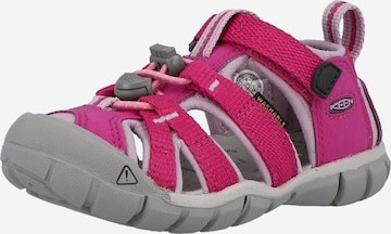 KEEN Sandale 'SEACAMP II CNX' in Pink