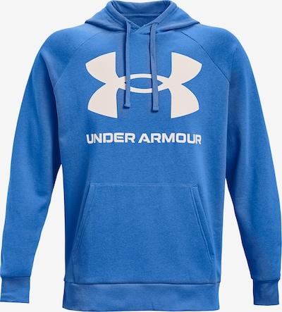 UNDER ARMOUR Sportsweatshirt in de kleur Blauw, Productweergave