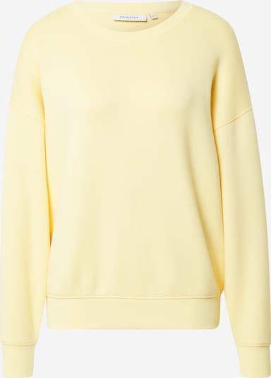 MOSS COPENHAGEN Sweatshirt 'Ima' in hellgelb, Produktansicht