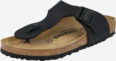 BIRKENSTOCK Sandalias de dedo 'Ramses' en negro, Vista del producto