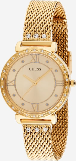 GUESS Analog watch in Gold, Item view