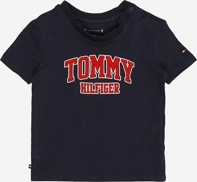 TOMMY HILFIGER Camiseta en navy / rojo / blanco, Vista del producto