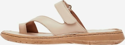 Bianco T-Bar Sandals in Light beige, Item view