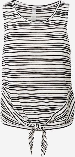 ONLY PLAY Sportovní top 'AMEL' - černá / bílá, Produkt