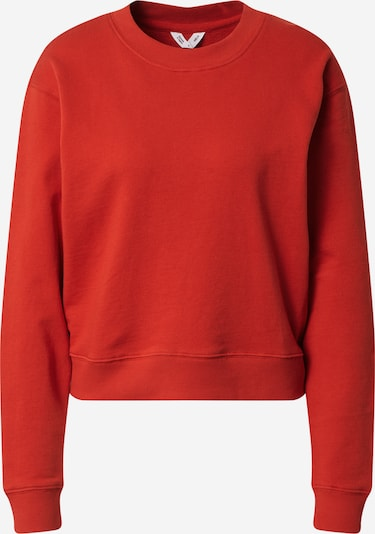 MELAWEAR Sweatshirt 'RATI' in rostrot, Produktansicht