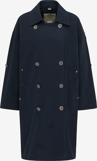 DreiMaster Vintage Mantel in navy, Produktansicht