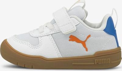 PUMA Sneaker in cyanblau / koralle / weiß, Produktansicht