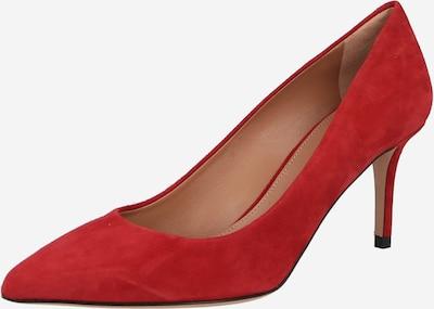 BOSS Casual Zapatos con plataforma 'Eddie 70-S' en rojo, Vista del producto
