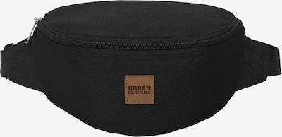 Urban Classics Gürteltasche 'Hip Bag' in schwarz, Produktansicht