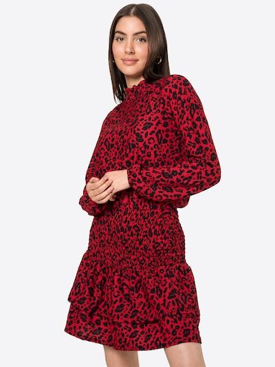 Dorothy Perkins Šaty - červená / černá, Model/ka