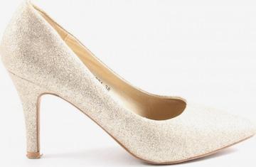 Belle Women High Heels in 38 in Grau