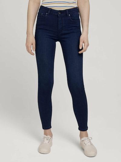 TOM TAILOR DENIM Jeans in de kleur Donkerblauw, Modelweergave