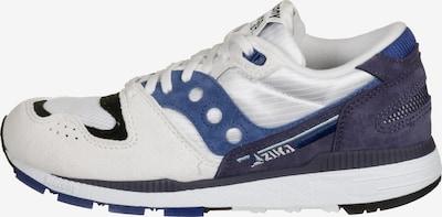 saucony Schuhe in blau / schwarz / weiß, Produktansicht