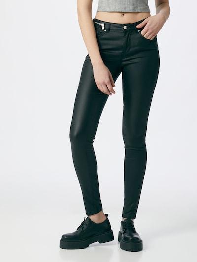 ONLY Jeans 'Carmen' i sort, Modelvisning