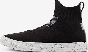 CONVERSE High-Top Sneakers 'Chuck Taylor All Star Crater' in Black