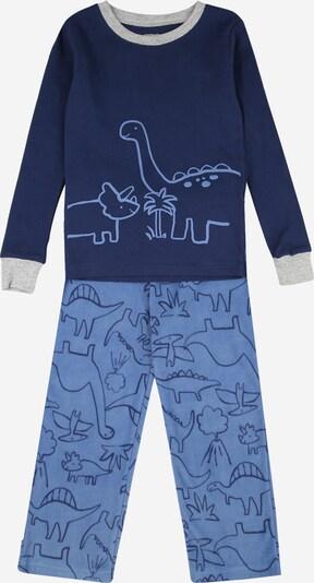 Carter's Set 'Dino' in blau / weiß, Produktansicht