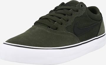 Nike SB Madalad ketsid 'Chron 2', värv roheline