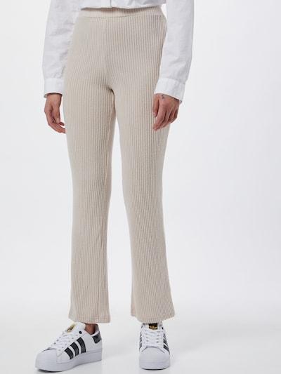 Pantaloni 'Stina' Gina Tricot di colore beige, Visualizzazione modelli