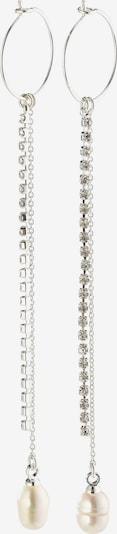 Pilgrim Kolczyki 'Cherished' w kolorze srebrnym, Podgląd produktu