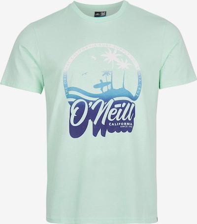 O'NEILL Shirt in marine blue / Light blue / Mint / White, Item view