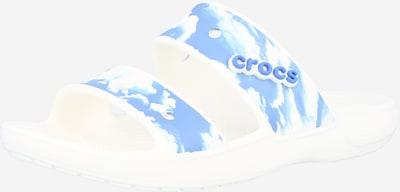 világoskék / fehér Crocs Strandcipő, Termék nézet