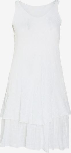 Paprika Kleid in weiß, Produktansicht