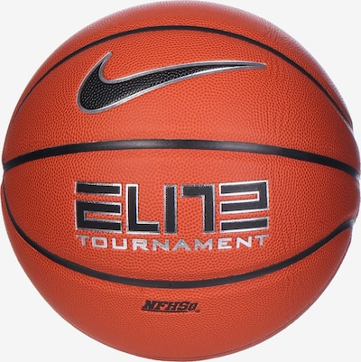 NIKE Elite Tournament Basketball in orange, Produktansicht