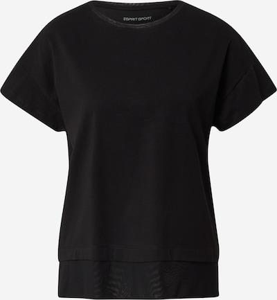 ESPRIT SPORT Performance Shirt in Black, Item view