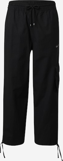 Pantaloni cu buzunare Nike Sportswear pe negru, Vizualizare produs
