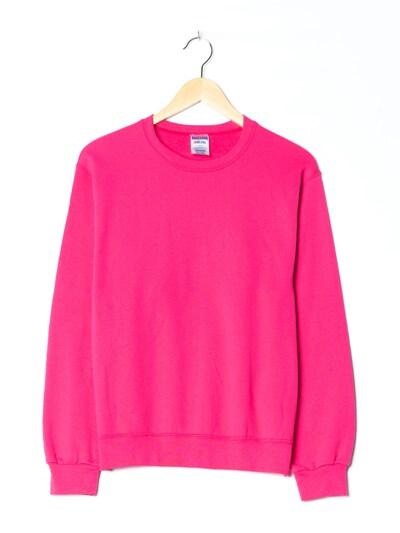 Jerzees Pullover in S in neonpink, Produktansicht