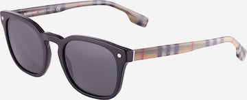BURBERRY Solbriller '0BE4329' i svart