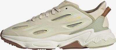 ADIDAS ORIGINALS Sneaker 'Ozweego Celox' in beige / hellbraun / gelb / pastellgrün / weiß, Produktansicht