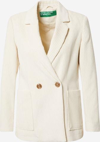 UNITED COLORS OF BENETTON Kavaj i beige