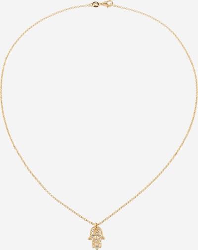 ELLI Halskette 'Hamsal' in gold, Produktansicht