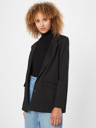 ICHI Blazer in schwarz, Modelansicht