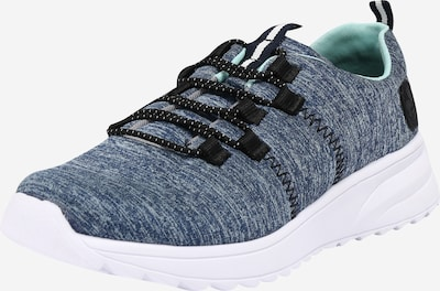RIEKER Nízke tenisky - modrá / čierna, Produkt