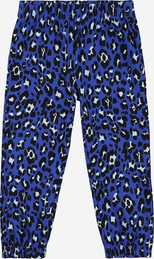 Gina Tricot Mini Spodnie w kolorze niebieski / czarny / białym, Podgląd produktu